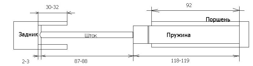 Montaż sprężyny gazowej MR-512