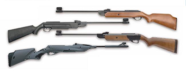 Фотография пневматической винтовки МР-512 / МР-512М