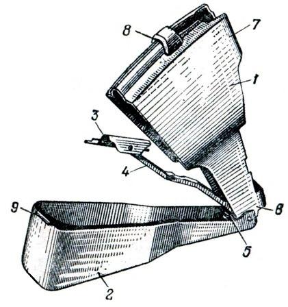 Схема магазина ОП-СКС