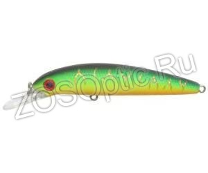 ������ Aiko COR minnow 60F 6 �� (Green-Yellow) 3.8 ��, ����������� 0-1,0�, ���������