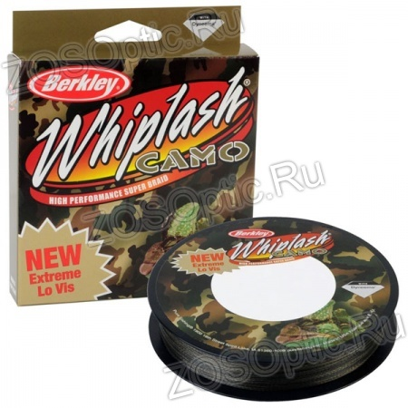 ����� �������� Berkley Whiplash Camo 110� 0,10��