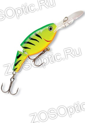 Воблер RAPALA JOINTED SHAD RAP JSR05-FT 8gr