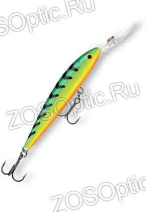 Воблер RAPALA DOWNDEEP HUSKY JERK DHJ10-FT