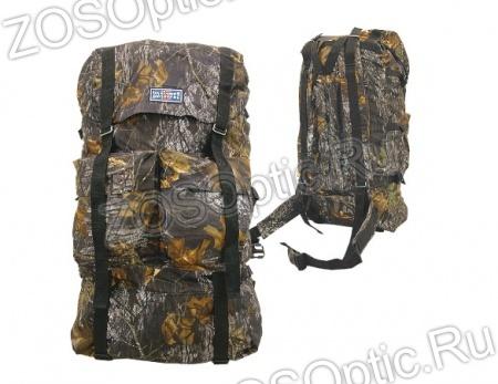 Хольстер рюкзак рейдовый 50л юкон - рюкзаки палатки