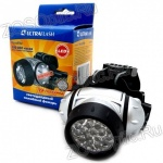 Фонарь Ultra Flash 19LED 5353 3хR03
