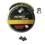 Пули Gamo Pro-Match competition 4,5 мм (0,511 грамм, банка 250 штук)